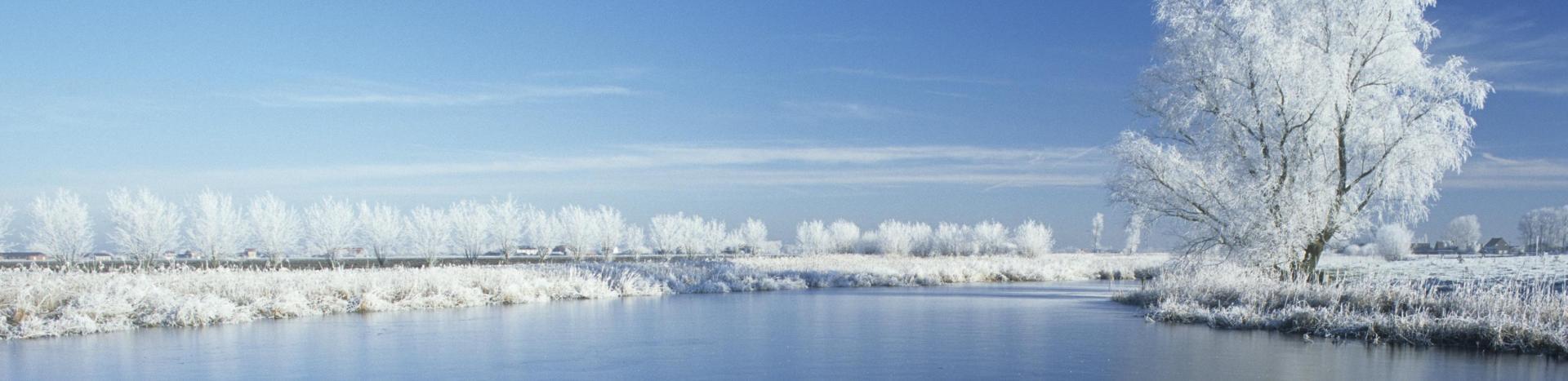 Winter in Assenede