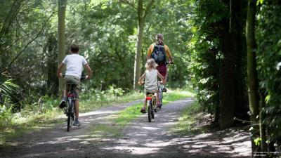 Assenede dingt mee naar de titel van fietsgemeente van 2018. -