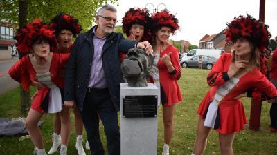 Kasseibijter thuis op Molenbergplein - Michel Coene en de Kasseibijter