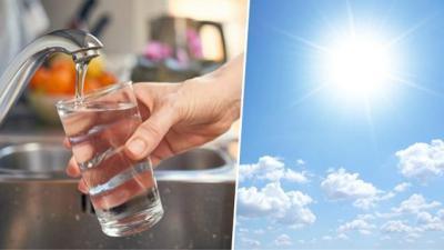 Extra droogtemaatregelen -