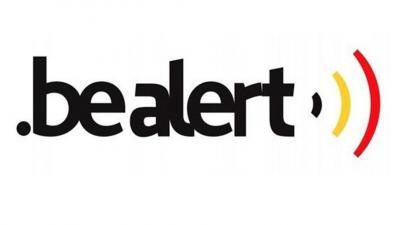 Be Alert - Be Alert Logo