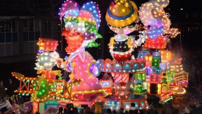 Parcours Carnavalsstoet 2019 -