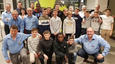 U13Cup belooft opnieuw veel goeds - U13 Cup-selectie 2019.