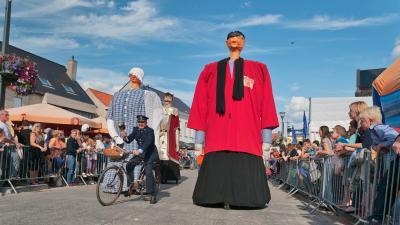 Assenede maakt zich op voor drukste nazomer in jaren - Gîrnaertfeesten