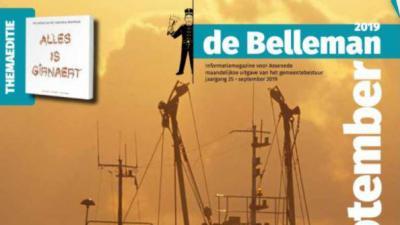 Gemeentelijk infoblad 'de Belleman'. -