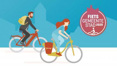 Fiets jij graag in onze gemeente? Heb je suggesties om het fietsbeleid te verbeteren? - VSV