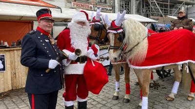 Kerstmarkt Assenede groot succes, gemeentelijke feestcommissie blikt al vooruit - Kerstmarkt 2019
