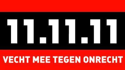 9.451 euro voor 11.11.11 - 11.11.11