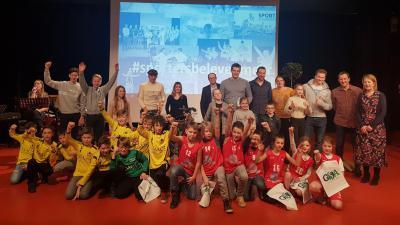 Assenede kent sportlaureaten - Sportlaureaten