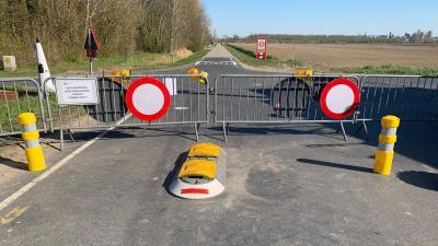 Verscherpte maatregelen grensovergang -