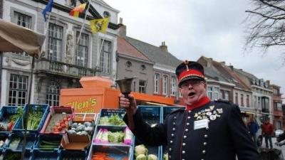 Dinsdag is het weer marktdag in Assenede! -
