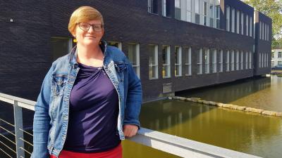 Sofie Van Waes is nieuwe coronacOÖrdinator - Sofie Van Waes, coronacoördinator.