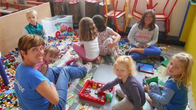 Buitenschoolse opvang en speelpleinwerking zomer 2020 -