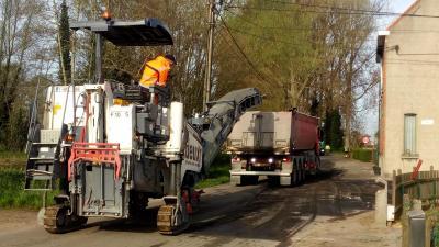Assenede start wegenwerkoffensief -