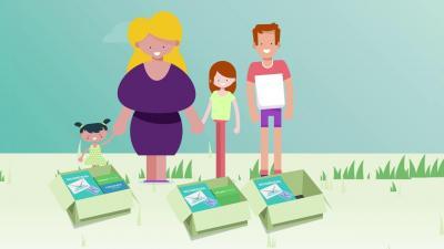 COVID-19-toeslag voor gezinnen -