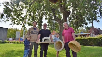 Bijenwerkgroep valt in de prijzen -