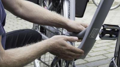 Heropstart fietslabelen -