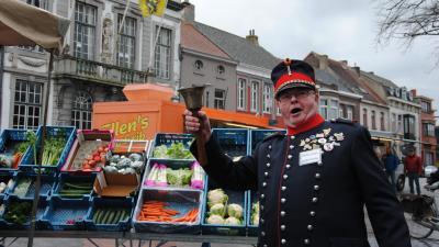 Assenede organiseert 'Maand van de markt' - Week van de markt.
