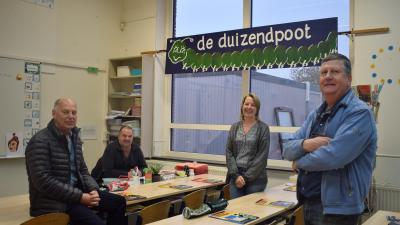 Gemeentelijke basisschool 'De Duizendpoot' uitgerust met hoogrendementsglas en zonnepanelen - Duizendpoot