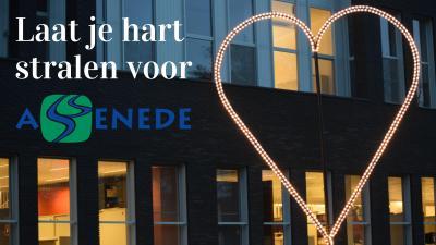 Laat je hart stralen voor Assenede - Hart voor Assenede