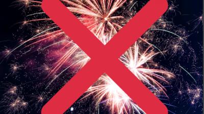 Geen vuurwerk, kerstmarkten en schaatsbanen -
