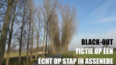 """Na de fictiereeks, nu ook de route: """"Verken het decor van Black-Out met of zonder app"""" - Black-out"""