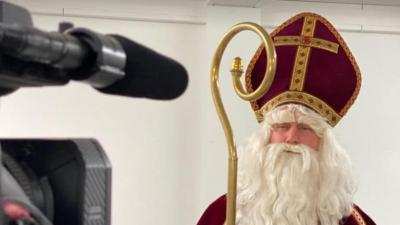 """Brief van de Sint: """"Bedankt lieve kinderen van Assenede!"""" - Boodschap van de Sint"""