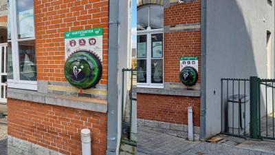 Dorpshuis Boekhoute beschikt over AED-toestel - AED-toestel Boekhoute.