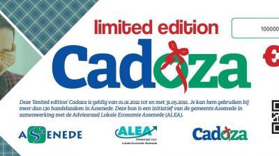 Limited Edition Cadoza nog hele zomer geldig - Limited Edition Cadoza.