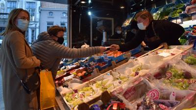 Oktober is maand van de markt in Assenede -