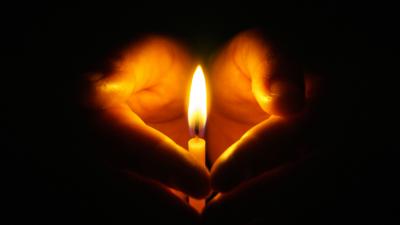 Cultuurdienst brengt gedichten van hoop en troost. -