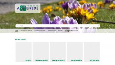 Gemeentelijke website in nog nieuwer jasje - Vernieuwde website