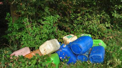 Milieuklachten - Sluikstort