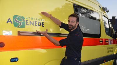 Brandweer Assenede.