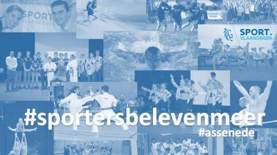 In de kijker - Sporters beleven meer in Assenede -