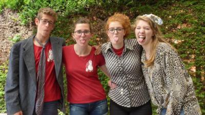 Tieners en jongeren -