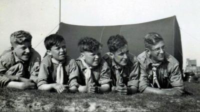 Verenigingsleven. Scouts.
