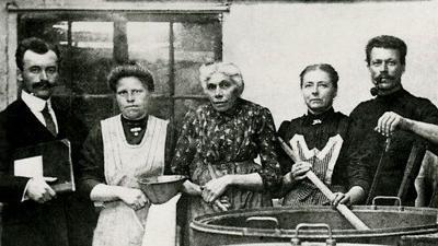 Grote Vrouwen en de Groote Oorlog.